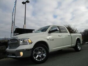 2018 RAM 1500 CREW CAB LARAMIE HEMI (RAM BOX, 6FT 4IN BOX, HEATE