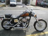 2001 Harleydavidson dyna 1450cc