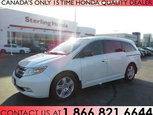 2013 Honda Odyssey TOURING | NAVIGATION | SUNROOF | LEATHER