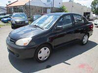 2003 Toyota Echo AC (GARANTIE 2 ANS INCLUS) Bon/mauvais credit