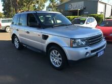 2005 Land Rover Range Rover Sport 2.7 TDV6 Silver 6 Speed Sequential Auto Wagon Margaret River Margaret River Area Preview