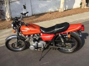FOR SALE : 1978 Kawasaki KZ1000A