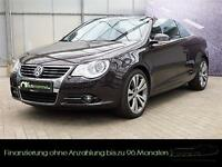 Volkswagen Eos 2.0 TDI Chrome and Style+Pano+Xenon+Navi+18""