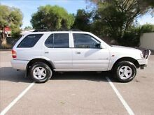 2000 Holden Frontera MX SE (4x4) 4 Speed Automatic 4x4 Wagon Greenacres Port Adelaide Area Preview