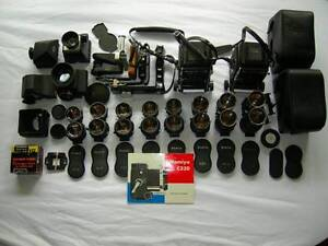 Mamiya C330 + extras Bothwell Central Highlands Preview