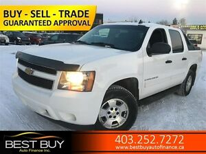 2009 Chevrolet Avalanche LS   /  SALE PRICE $17995