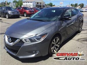 Nissan Maxima SL Cuir Toit Panoramique MAGS 2017
