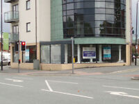 Prominent Corner Retail Unit To Let - Palatine Road