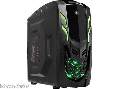 AMD Quad Core Gaming Desktop PC Computer 4.0G 16GB 2TB WIFI Custom Built System