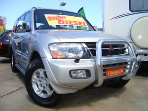 Mitsubishi Pajero Exceed Wagon Turbo Diesel Enfield Port Adelaide Area Preview