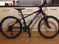Specialized Hotrock Junior Bicycle 24 XC 15 Black / Red / White