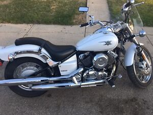 Yamaha V Star Low Miles