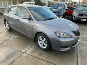 2004 Mazda 3 BK Maxx Sport 5 Speed Manual Hatchback Park Holme Marion Area Preview