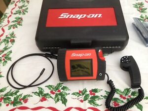 Snap-On Digital Boroscope - BK6000 LIKE NEW
