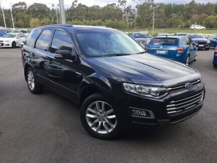 2015 Ford Territory Black Sports Automatic Wagon Traralgon Latrobe Valley Preview