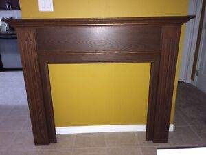 Fireplace Mantel Kitchener / Waterloo Kitchener Area image 1