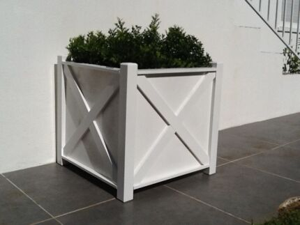 HAMPTON Planter Boxes - MADE TO LAST!!