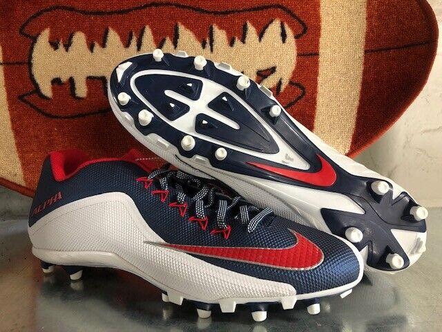 American Football Schuhe - Nike - grau / weiß - 3869
