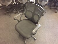 Office Chairs - brand new excess to requirements - up to 20 available