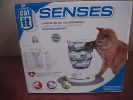 Catit Senses Food Maze - - Brand New - - £5 - -