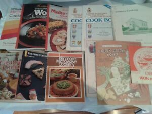 LOT- COOKBOOKS- Take a L@@K!!
