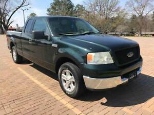 Bl2004 Ford F-150 - 4dr SuperCab Lariat Rwd Styleside 5.5 ft. SB