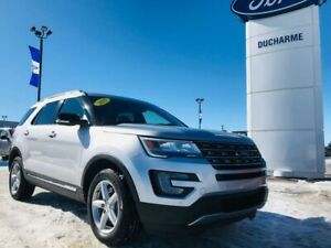 2017 Ford Explorer XLT, R/Start, H/Seats, $233 Bi-Weekly! 7 Pass