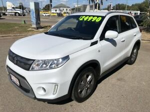 2018 Suzuki Vitara LY GL+ 2WD White 6 Speed Sports Automatic Wagon Mundingburra Townsville City Preview