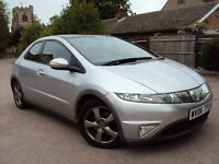 Honda Civic 2.2i-CTDi ( 17in Alloys ) ES