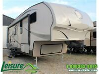 2011 Evergreen Everlite 31R Fifth Wheel