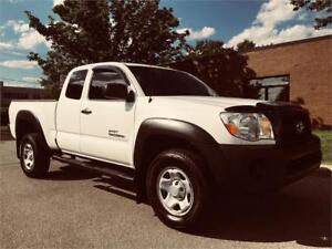 2011 Toyota Tacoma Access Cap Sport 4WD In Manual