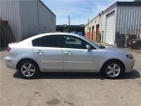 2005 Mazda Mazda3 GS  Low Low Kms