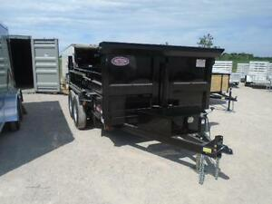 7 TON HYDRAULIC DUMP SERIES - BUILT TO LAST - 7X12 BED London Ontario image 3