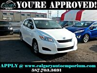2010 Toyota Matrix $99 DOWN EVERYONE APPROVED