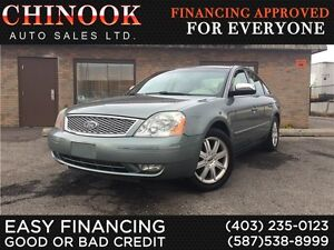 2005 Ford Five Hundred Limited V6 AWD 1-Owner