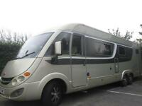 2010 BURSTNER ELEGANCE i821 A-CLASS, FIXED BED, 4/5 BERTH, MOTORHOME FOR SALE