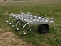 Start Your Own Arena! 14' cultivator