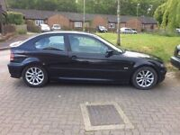 BMW 320 manual diesel with sports suspension
