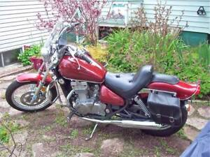 2009 Kawasaki Vulcan 500 for Sale, Lots of Extras