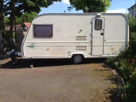 2001 Avondale Dart 2 berth. Exceptional condition, motor mover & many extras. No smokers/pets