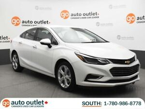 2018 Chevrolet Cruze Premier 4dr FWD Sedan, Back Up Camera, Push