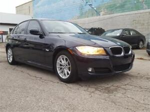 2010 BMW 323I Certified, Sunroof,Leather heated seats&steering