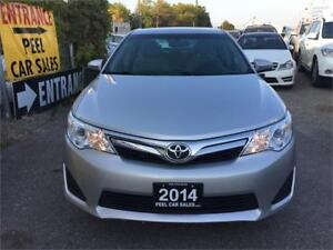 2014 Toyota Camry LE|38K|ACCIDENT FREE|