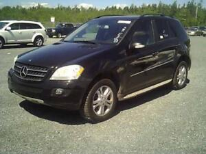 2007 MERCEDES ML320 CDI DIESEL AUTOM CUIR TOIT TTES OPTIONS