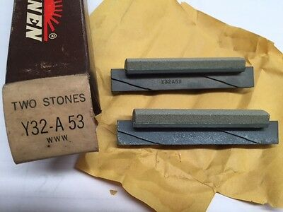 Sunnen Honing Stones Y32-a53 Set Of 2 New