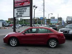 2007 Chrysler Sebring Sdn Touring