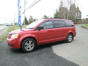 2010 Dodge Grand Caravan SE Stow N Go 114101 kms Factory remote