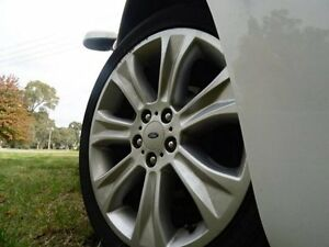 2010 Ford Falcon FG G6 50th Anniversary White 6 Speed Sports Automatic Sedan Mount Barker Mount Barker Area Preview
