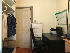 Trent/Fleming students - room available in 6 bd house Jan 1