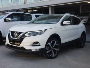 2019 Nissan Qashqai J11 Series 2 Ti X-tronic White 1 Speed Constant Variable Wagon Berwick Casey Area Preview
